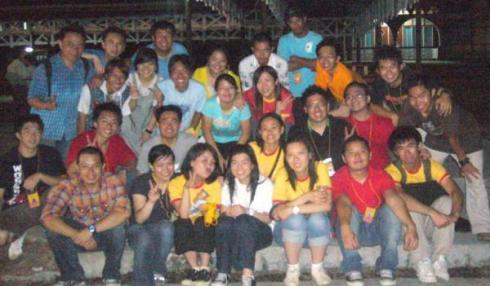 SM_USA'07 Team